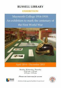 WWI exhibition