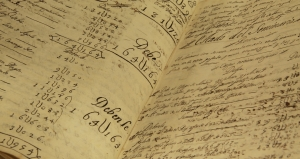 Account book for the general expenses of the Irish College, Salamanca 1780