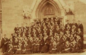 Students, 1916