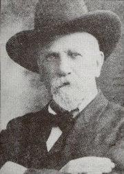 Jeremy O'Donovan Rossa. Photo courtesy of Wikimedia Commons