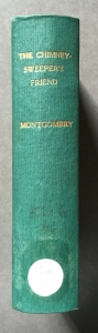 Spine of 'The Chimney-sweeper's friend, and Climbing-boy's album' by James Montgomery