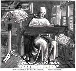 Scriptorium-monk-at-work