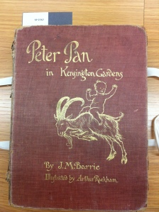 SP 22767 Peter Pan in Kensington Gardens