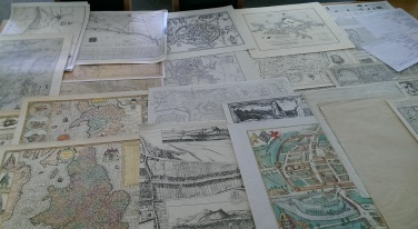 Collection of maps