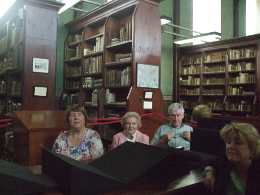 Heritage Week 2016 Russell Library 067