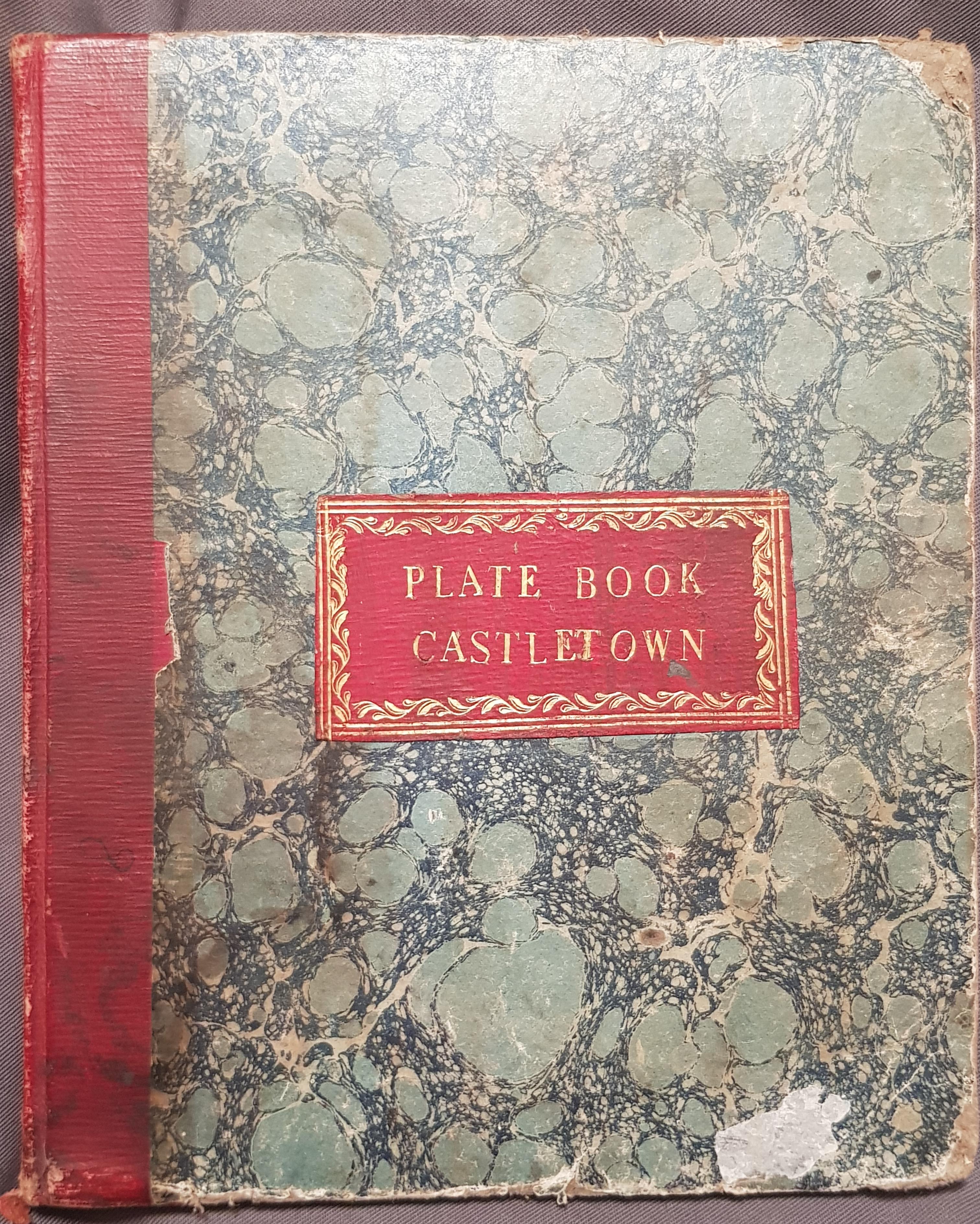 Plate Book Castletown