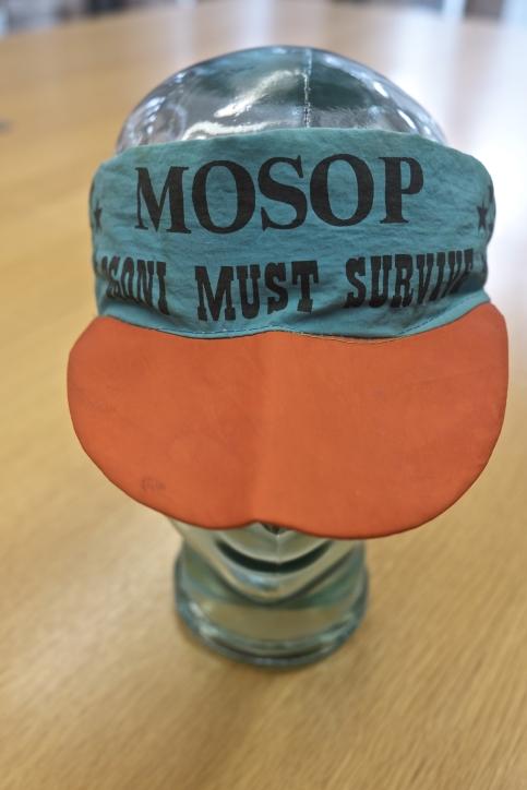 Ken Saro Wiwa Hat by Alan Monahan (10)